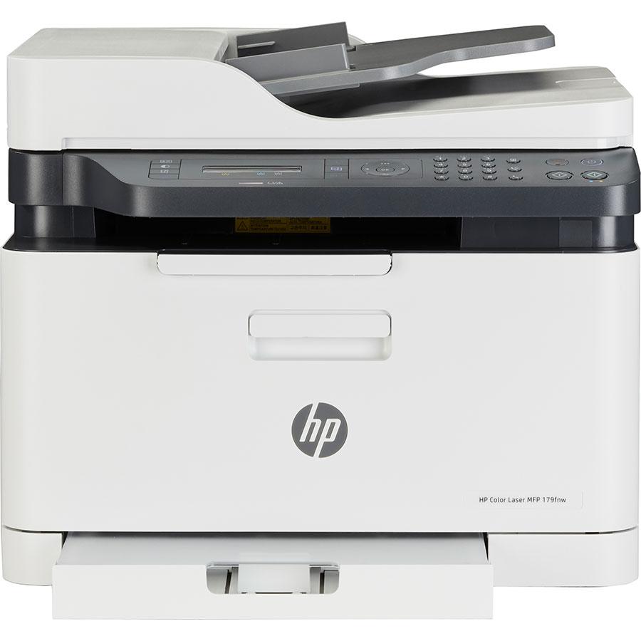 HP Laser Couleur 179fnw - Vue de face