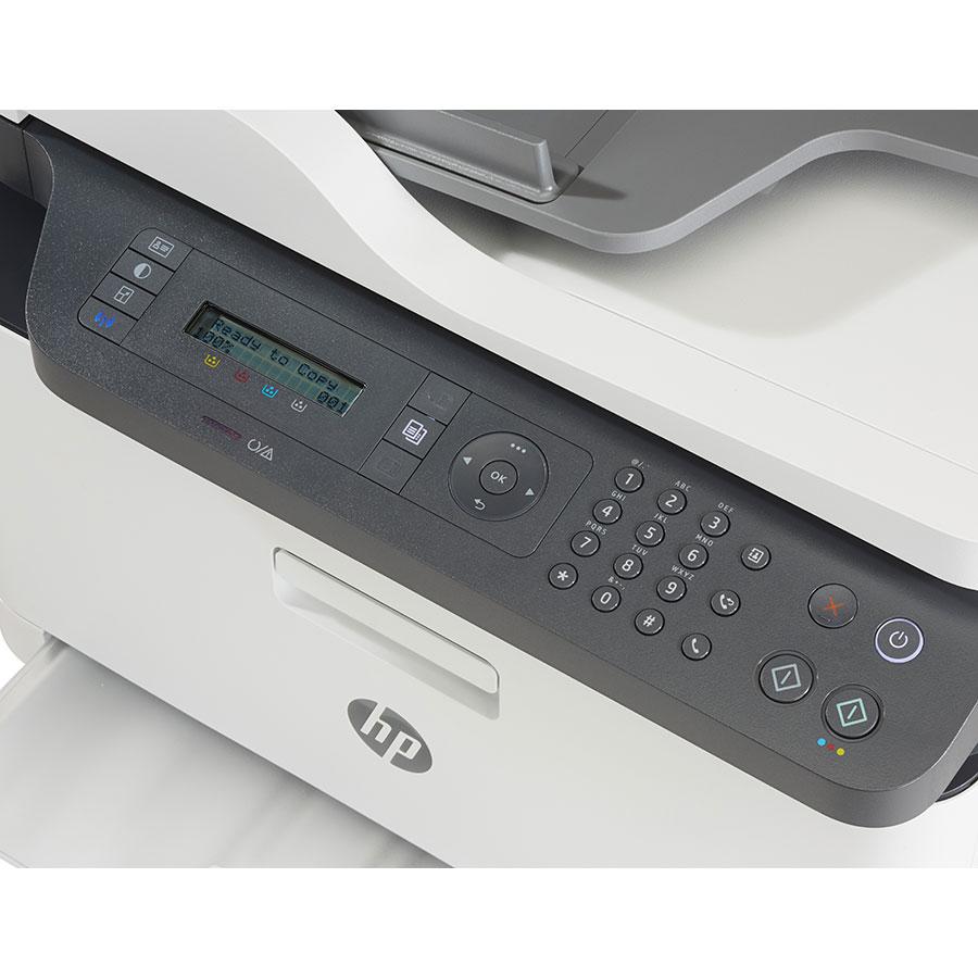 HP Laser Couleur 179fnw - Bandeau de commandes
