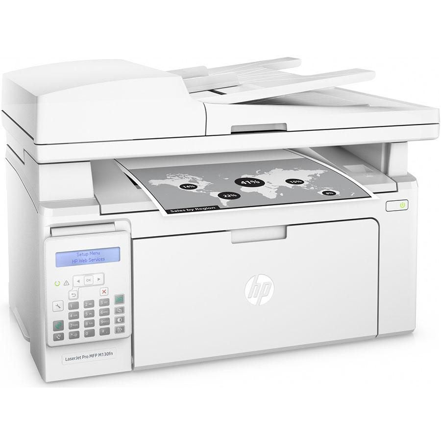 HP Laserjet Pro M130fn - Vue principale