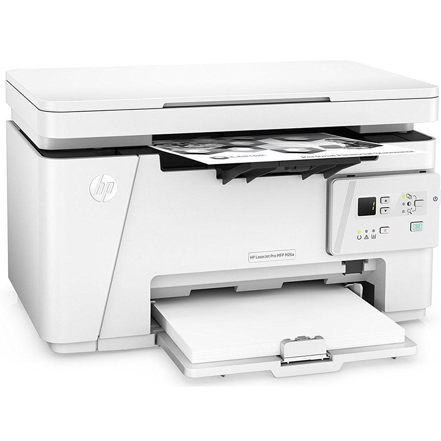 HP Laserjet Pro M26a - Vue principale