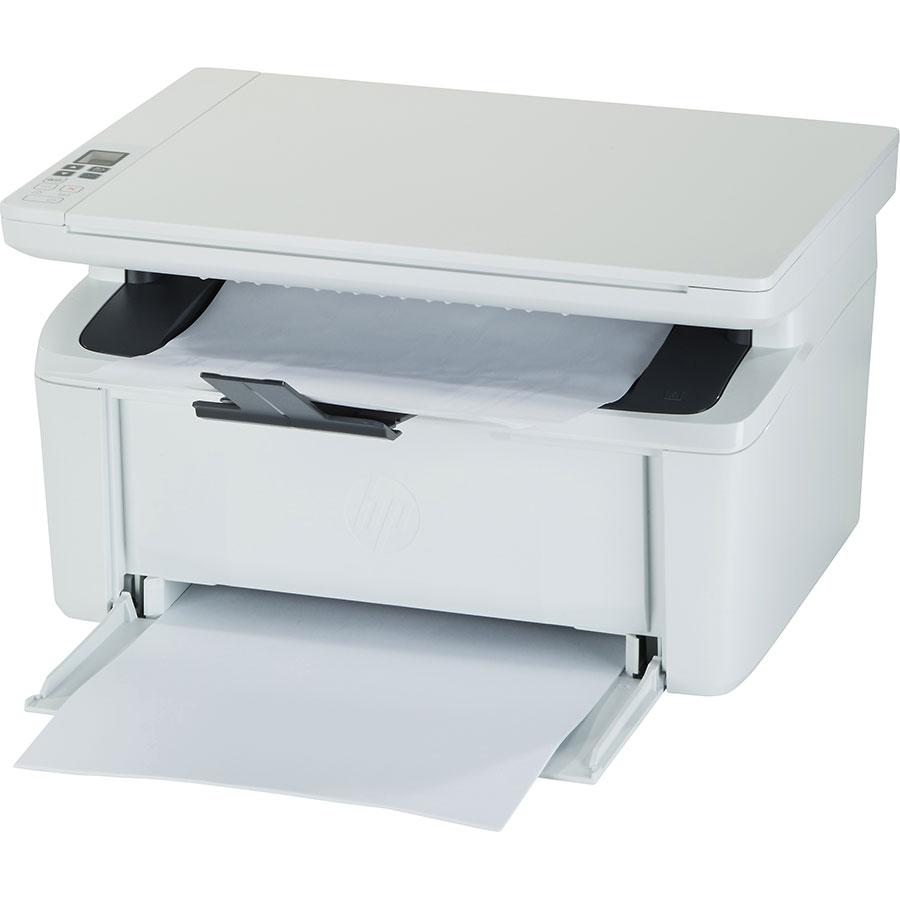 HP Laserjet Pro M28w - Vue principale