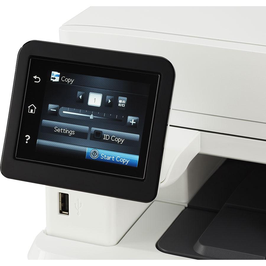 HP Laserjet Pro M426FDW - Bandeau de commandes