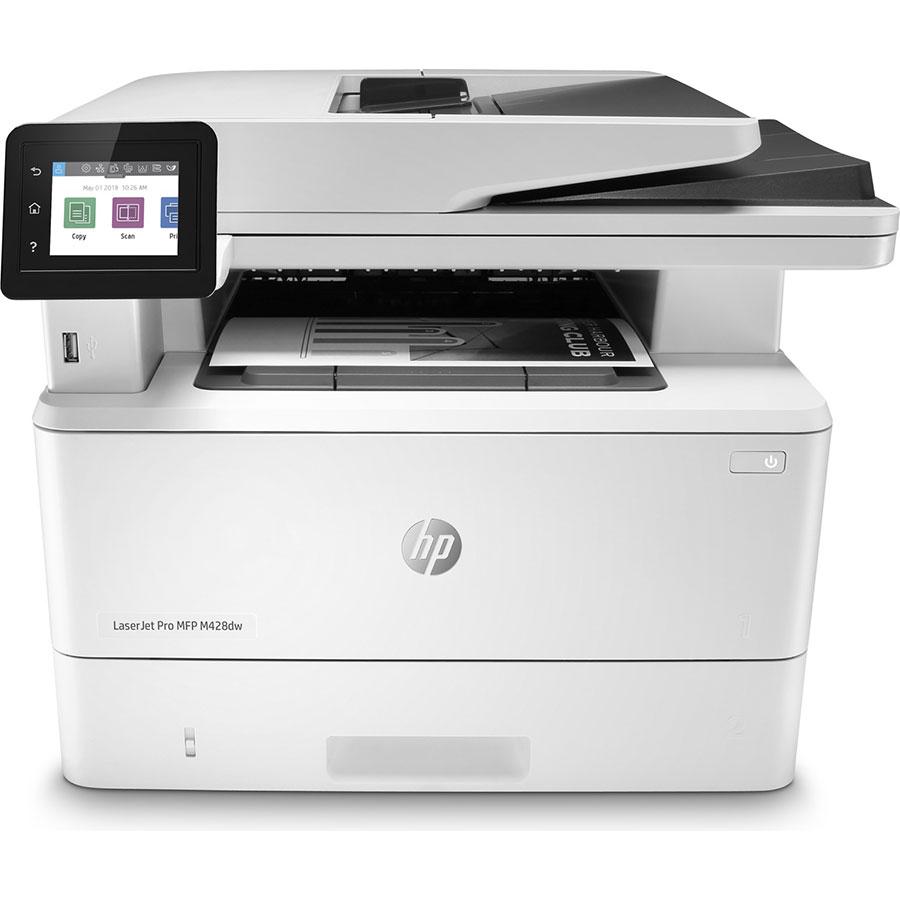 HP Laserjet Pro MFP M428dw - Vue de face