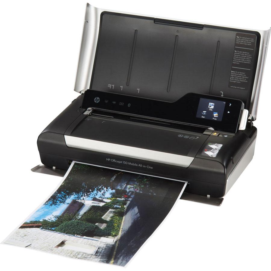 HP Officejet 150 (CN550A) - Vue principale