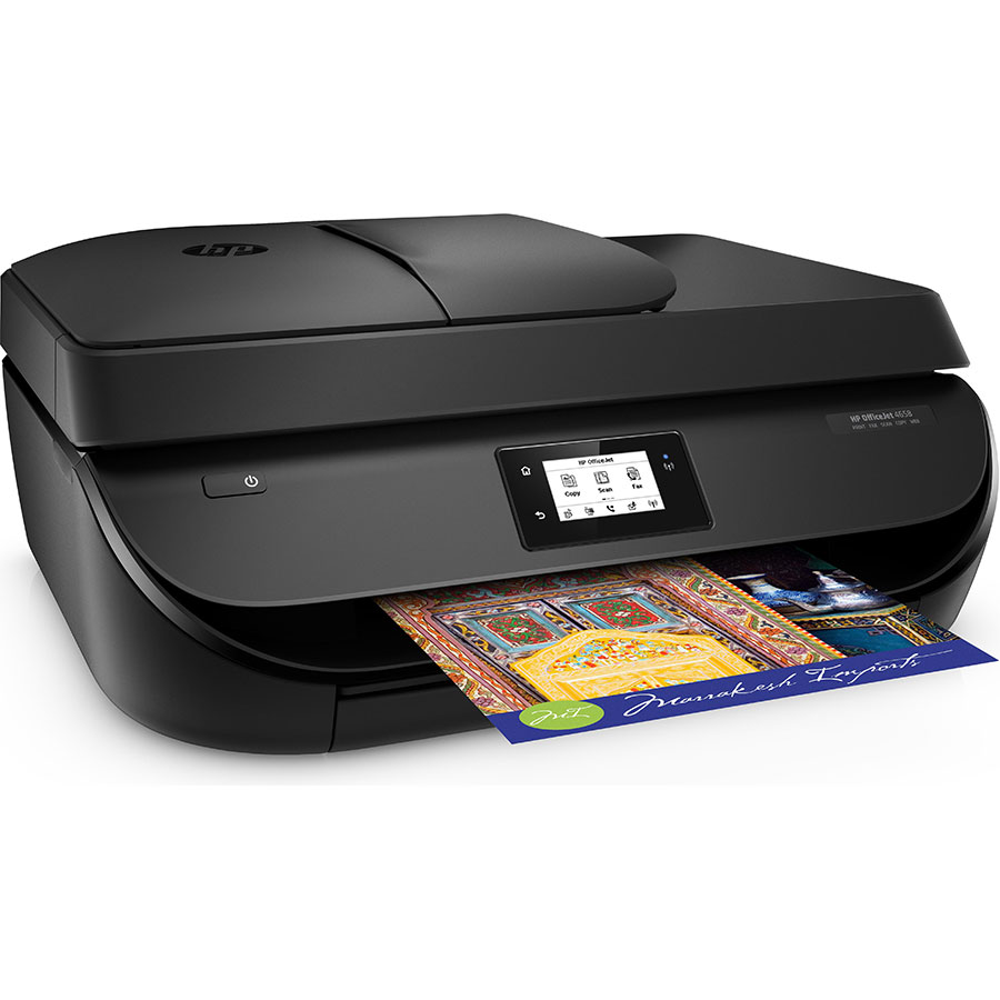 HP Officejet 4658 - Vue principale