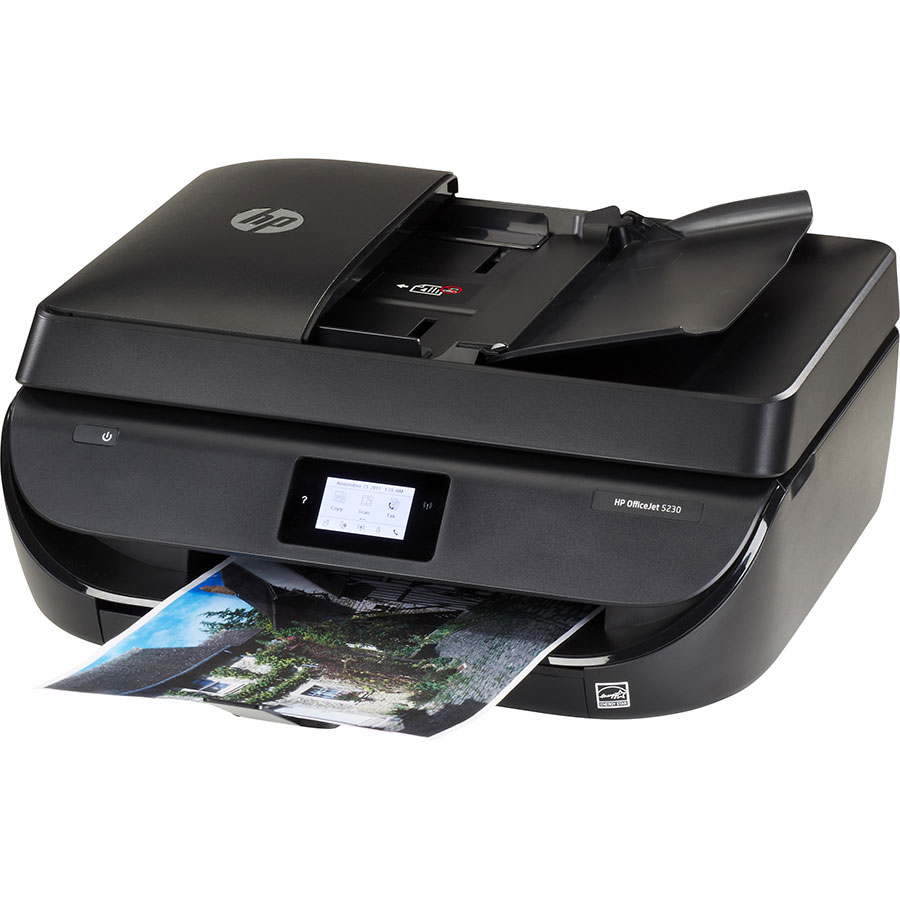 HP Officejet 5230 - Vue principale