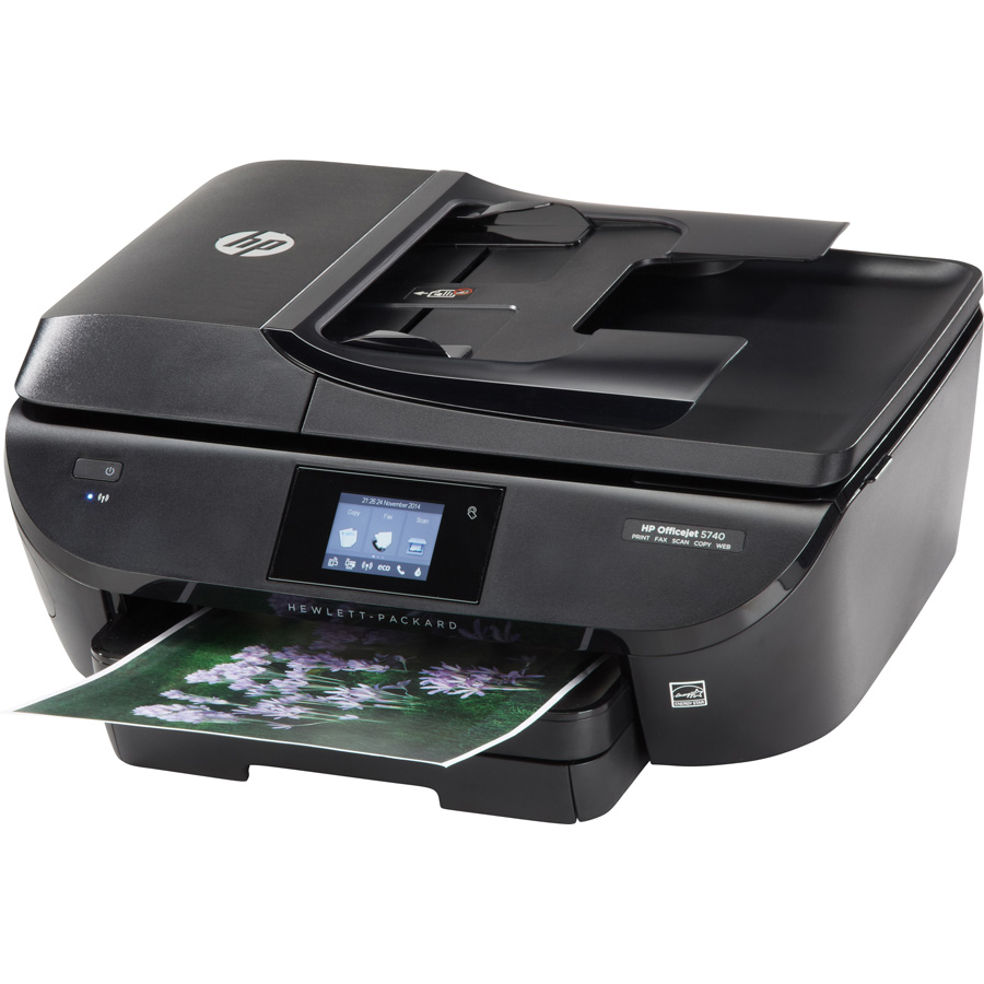 HP Officejet 5740 e-All-in-One - Vue principale