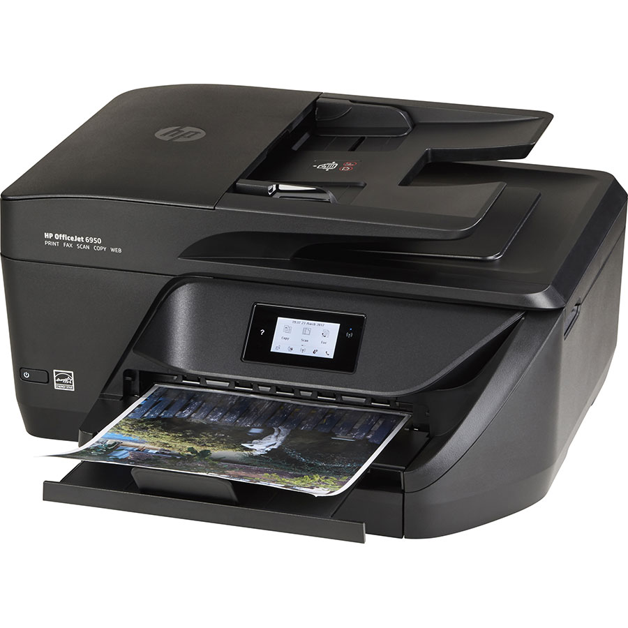 HP Officejet 6950 - Vue principale