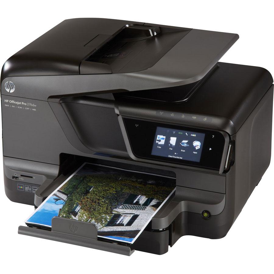HP Officejet Pro 276dw - Vue principale
