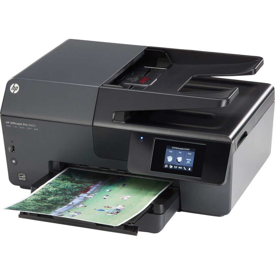 test hp officejet pro 6830 imprimante multifonction ufc que choisir. Black Bedroom Furniture Sets. Home Design Ideas