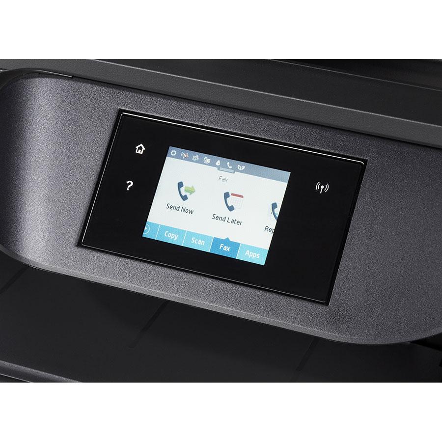 HP Officejet Pro 6960 - Bandeau de commandes