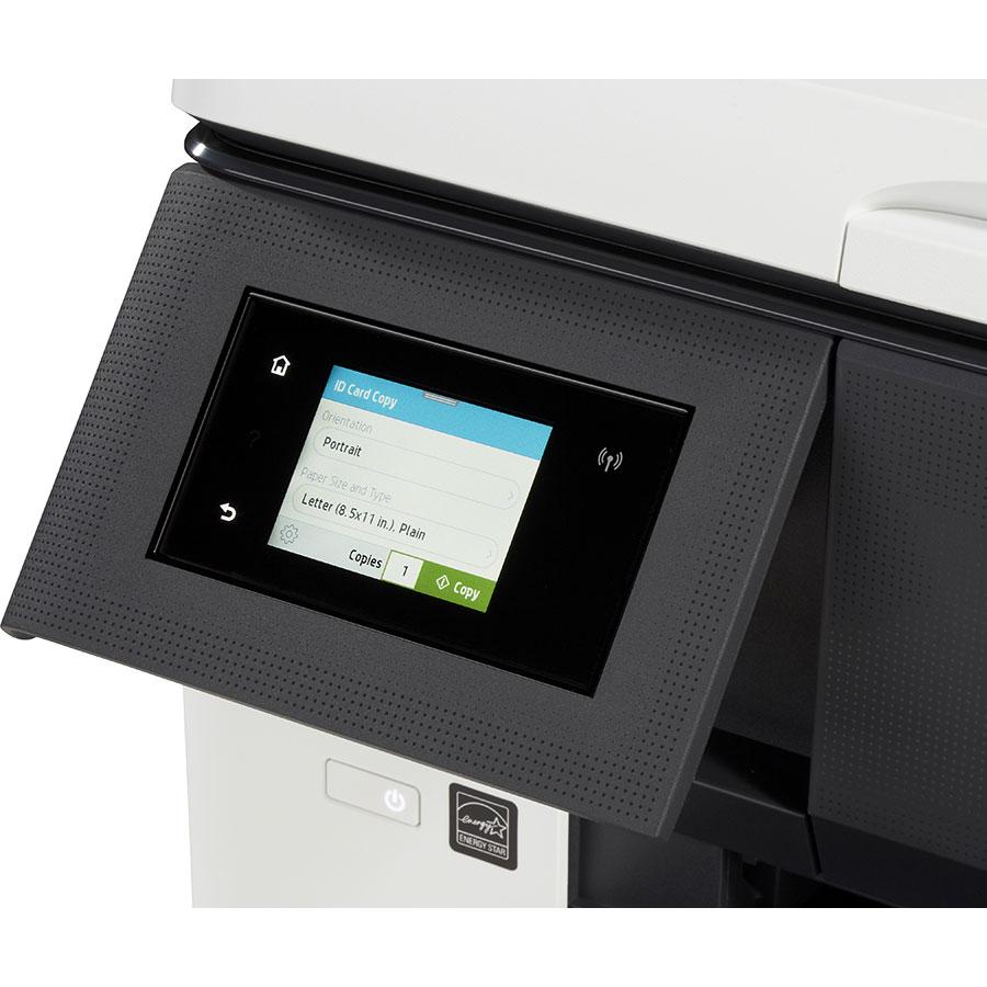 HP Officejet Pro 7720 - Bandeau de commandes