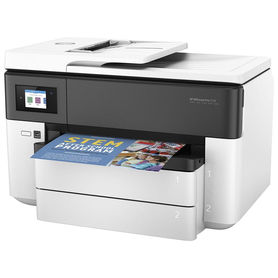 HP Officejet Pro 7730 -