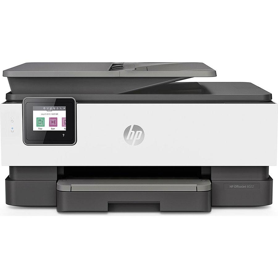 HP OfficeJet Pro 8022 - Vue de face