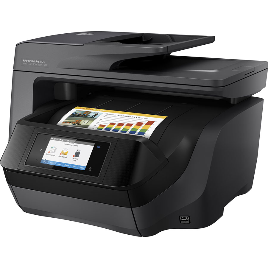 HP Officejet Pro 8725 - Visuel principal