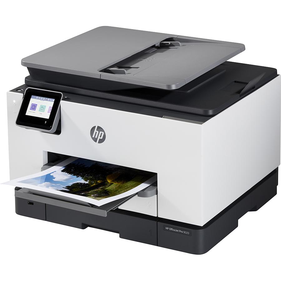 HP Officejet Pro 9020 - Vue principale