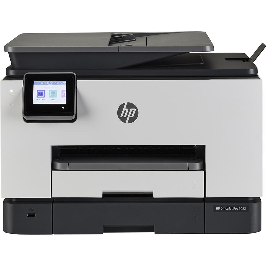 HP Officejet Pro 9022 - Vue de face