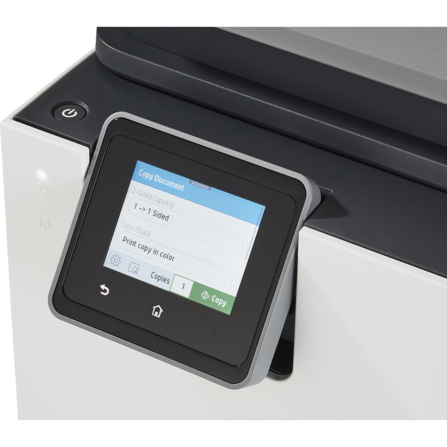 HP OfficeJet Pro 9025 AiO - Bandeau de commandes
