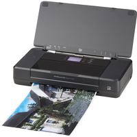 HP Officejet 200 Mobile 								- Vue principale