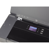 HP Officejet 200 Mobile - Bandeau de commandes