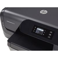 HP Officejet Pro 8210 - Bandeau de commandes
