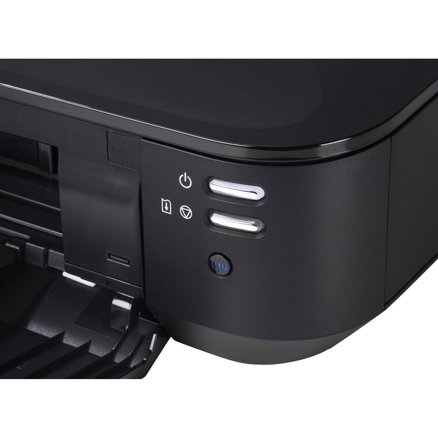 Canon Pixma iX6850 - Bandeau de commandes