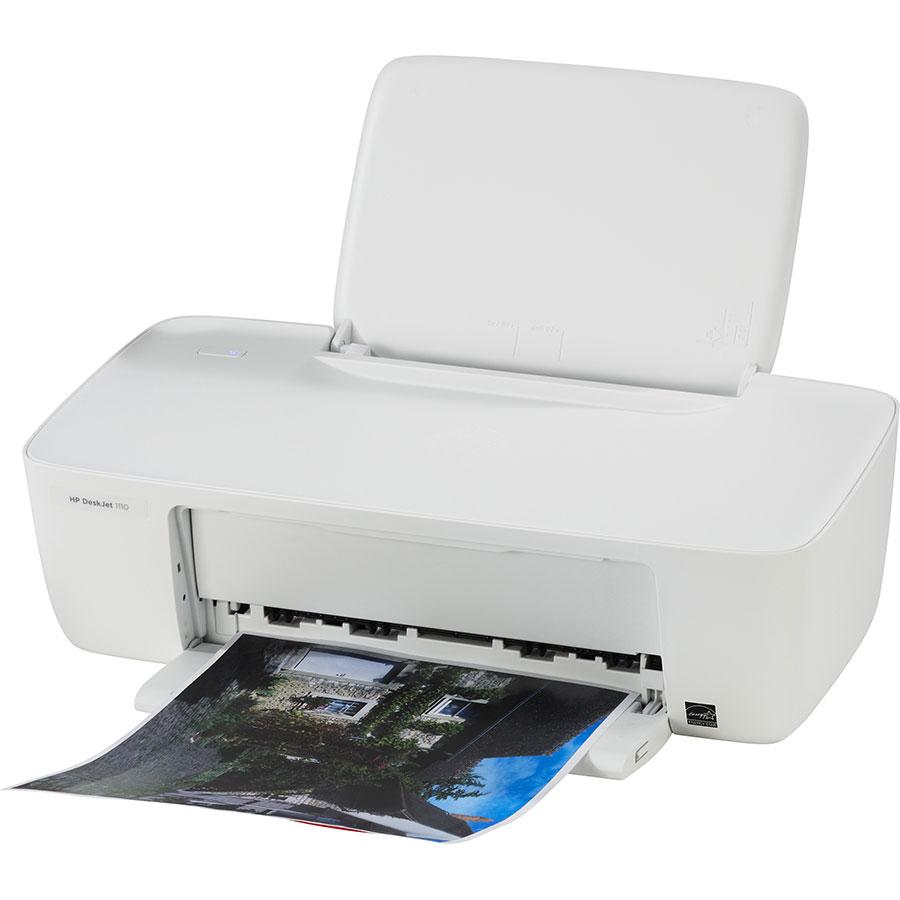HP Deskjet 1110 - Vue principale