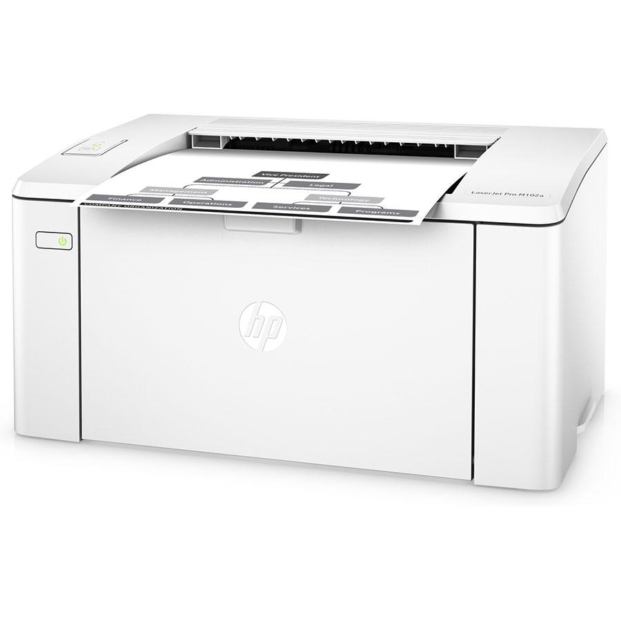 HP Laserjet Pro M102a - Vue principale
