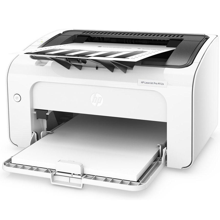 HP Laserjet Pro M12a - Vue principale