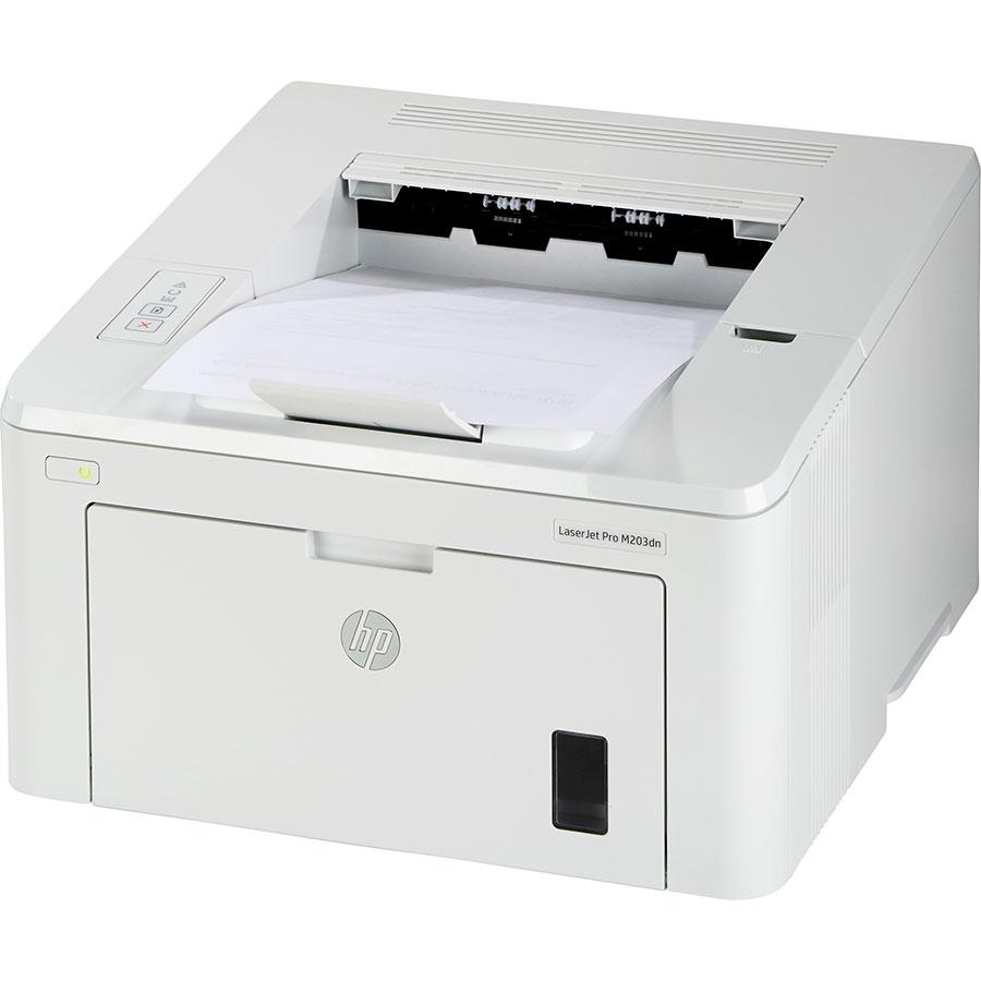 HP Laserjet Pro M203dn - Vue principale