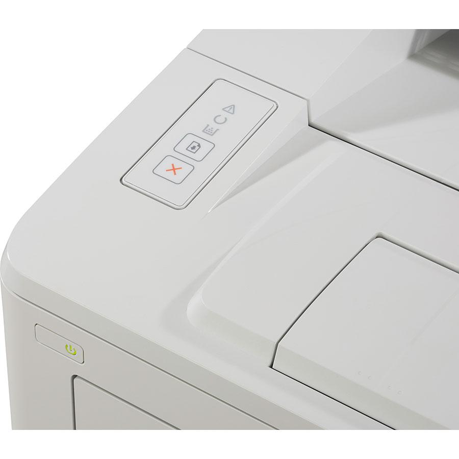 HP Laserjet Pro M203dn - Bandeau de commandes