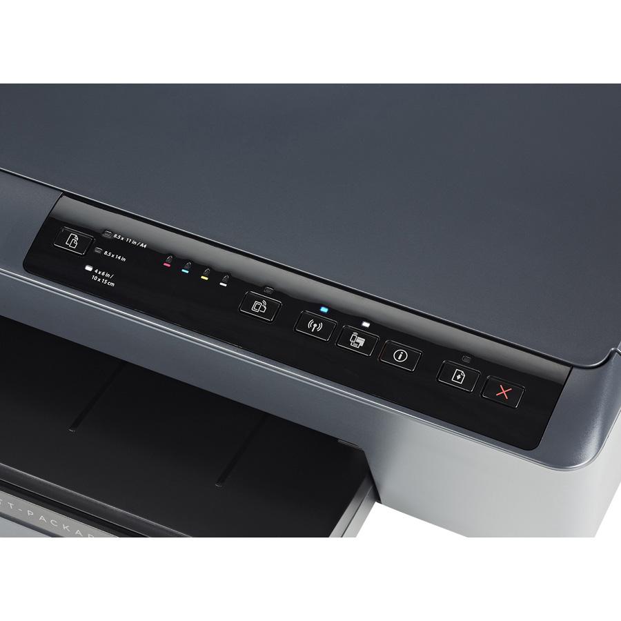 HP Officejet 6230 - Bandeau de commandes
