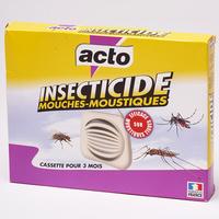 Acto Insecticide mouches-moustiques (cassettes)