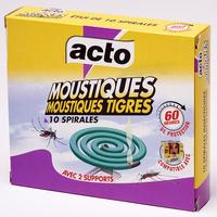 Acto Moustiques-moustiques tigres