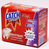 Catch Expert Moustiques & moustiques tigres