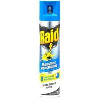 Raid Mouches moustiques
