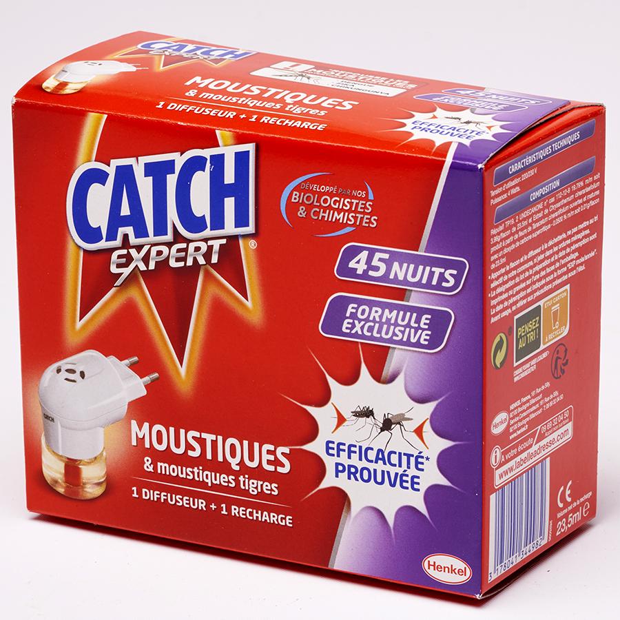 Catch Expert Moustiques & moustiques tigres -