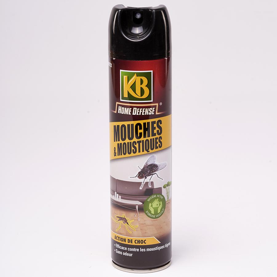 KB Home Defense Mouches et moustiques -