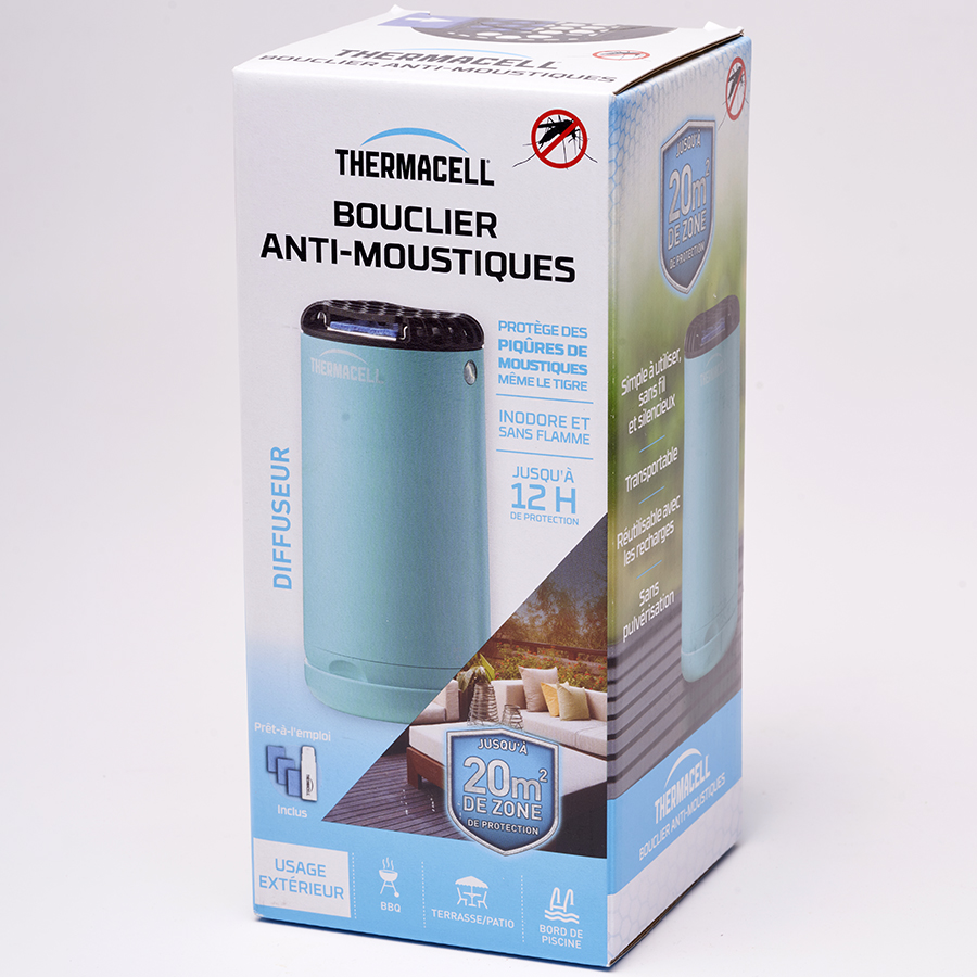 Thermacell Bouclier anti-moustiques -