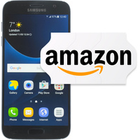 Amazon Samsung Galaxy S7 reconditionné