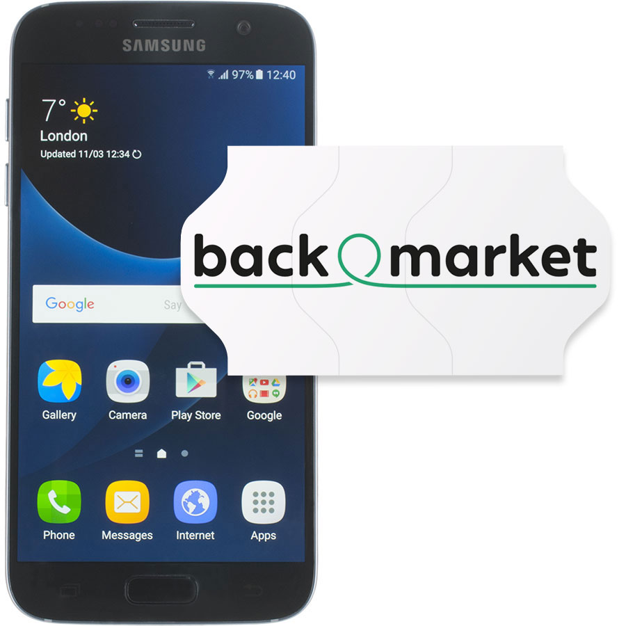 Backmarket Samsung Galaxy S7 reconditionné -