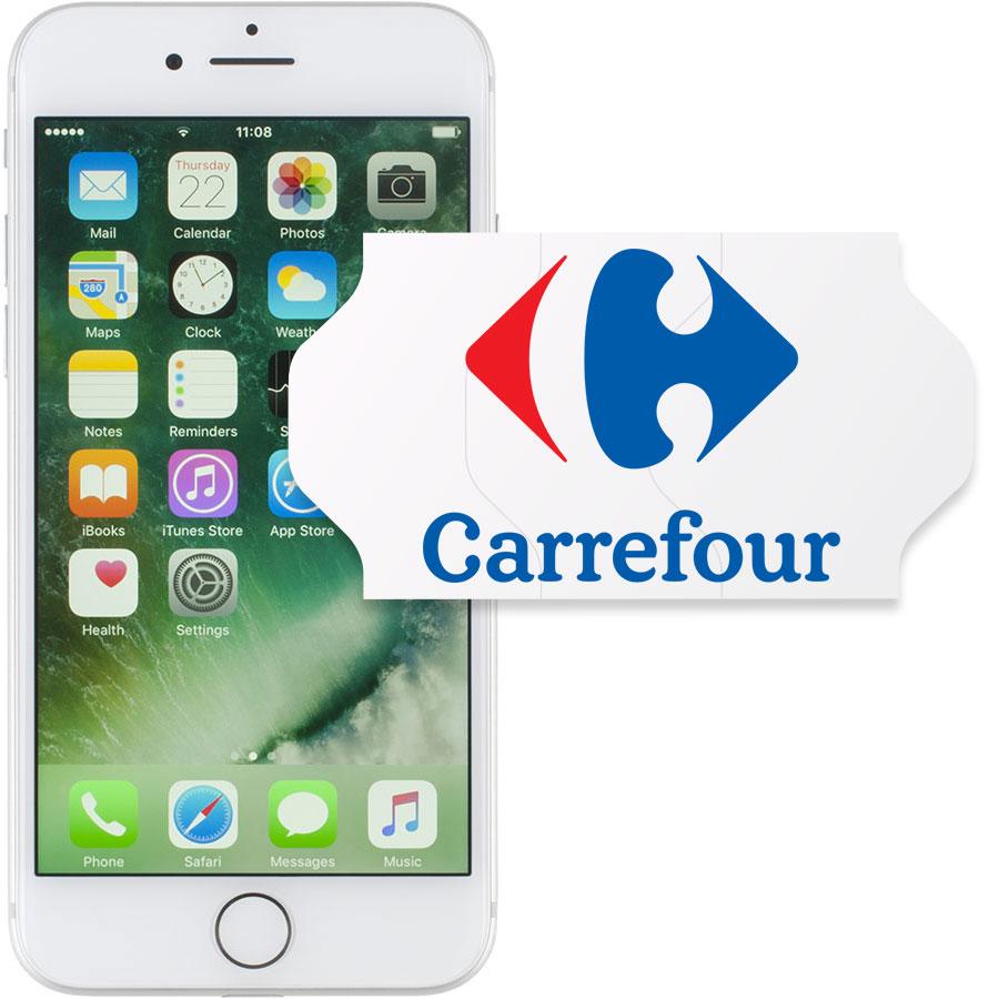 Carrefour Apple iPhone 7 reconditionné -