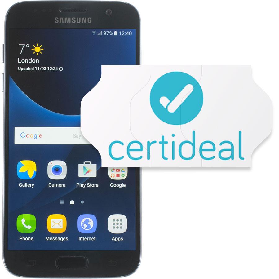 Certideal Samsung Galaxy S7 reconditionné -