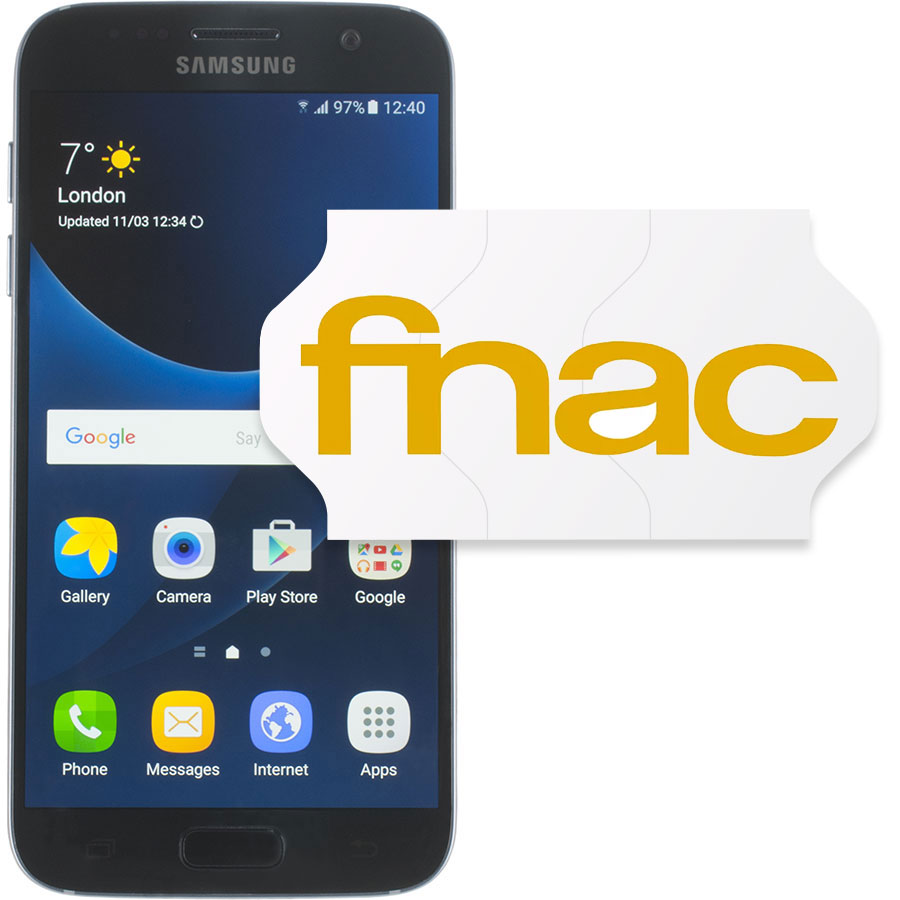 Fnac Samsung Galaxy S7 reconditionné -