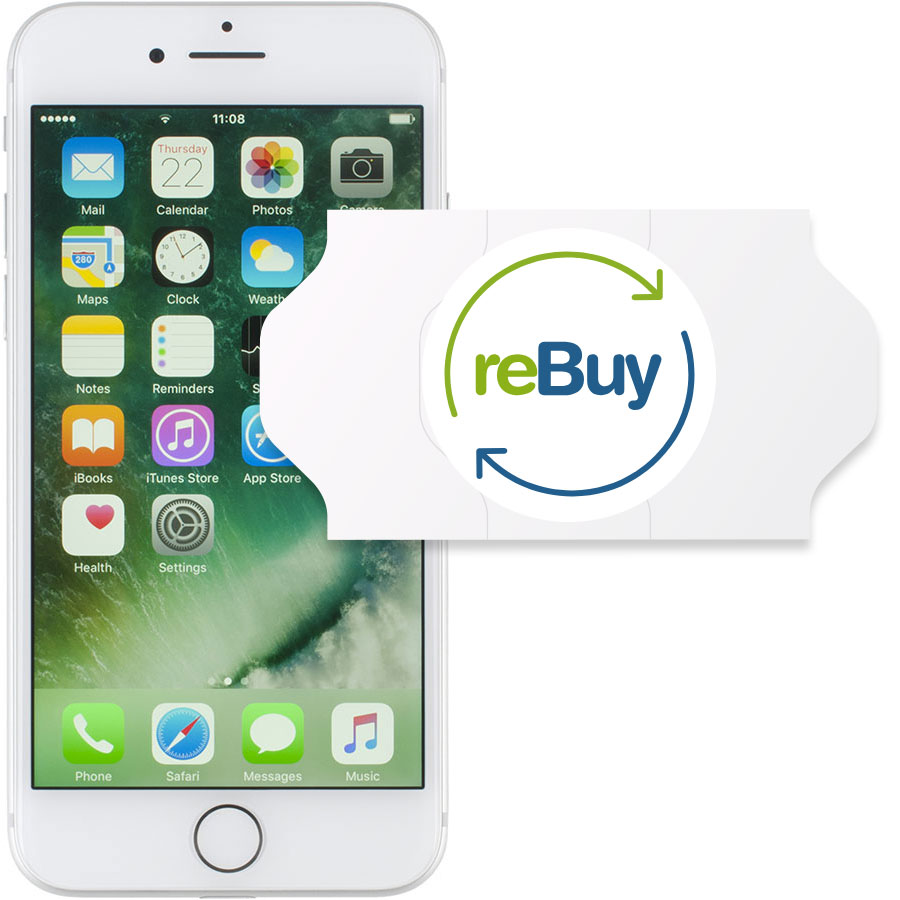 Rebuy Apple iPhone 7 reconditionné -