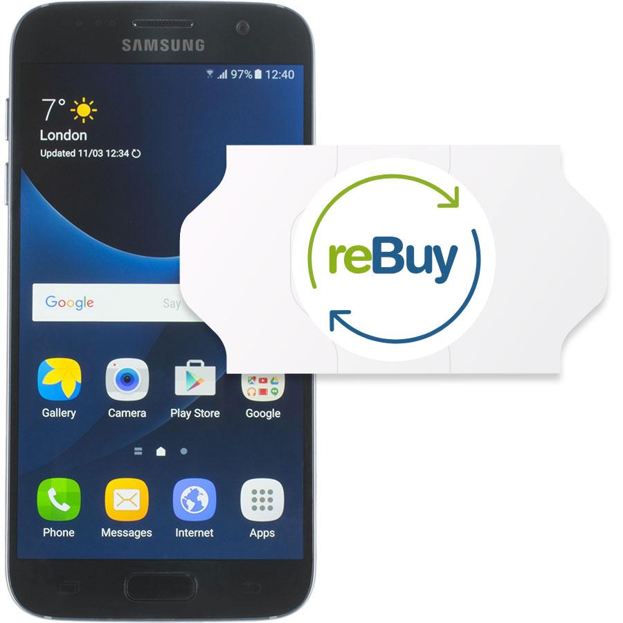 Rebuy Samsung Galaxy S7 reconditionné -