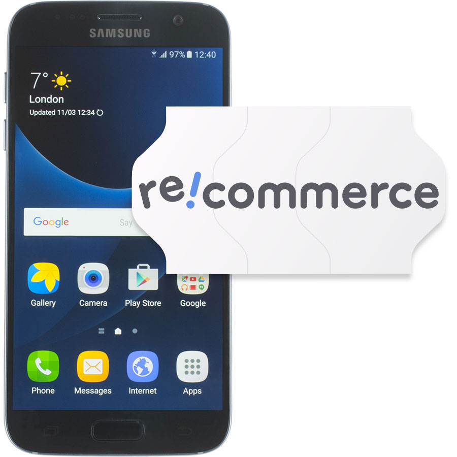 Recommerce Samsung Galaxy S7 reconditionné -