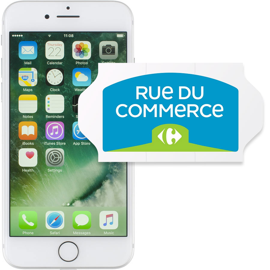 Rueducommerce Apple iPhone 7 reconditionné -