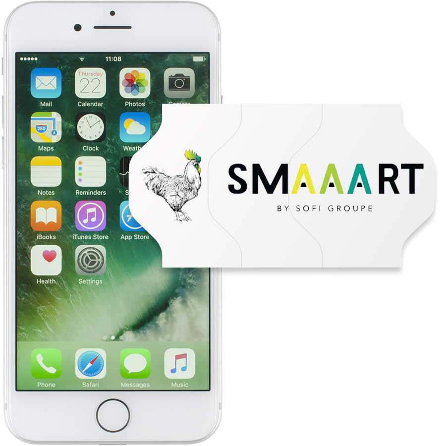 Smaaart Apple iPhone 7 reconditionné -