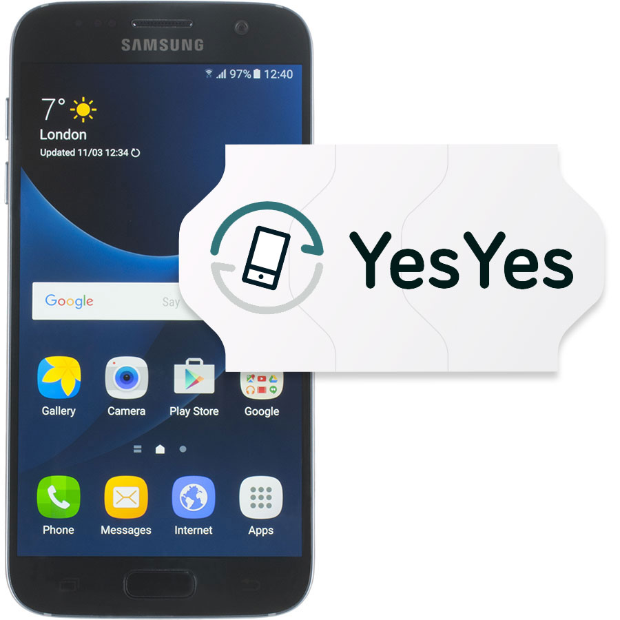 Yes-Yes Samsung Galaxy S7 reconditionné -